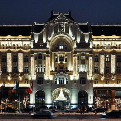 The Four Seasons Gresham Palace Budapest