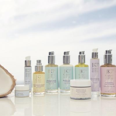 JK7 Cosmetics Grace Belgravia facial body treatment