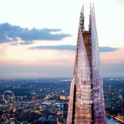 Although the Brexit vote has created opportunities for sharia-compliant financiers across Europe, London remains the leading centre for Islamic finance outside the Middle East and Asia. Photo Renzo Piano.